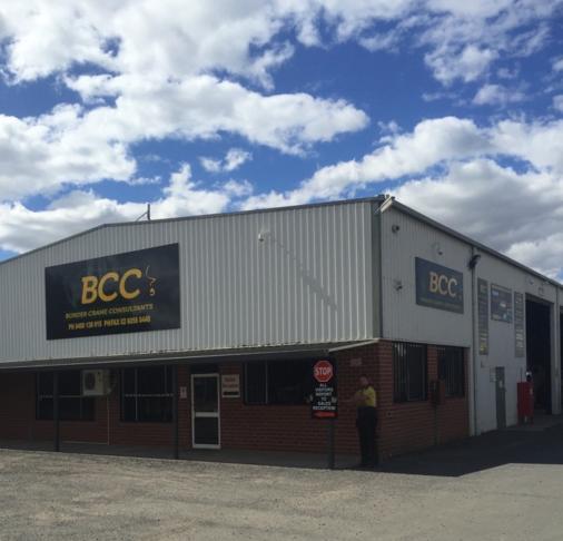 Border Crane Consultants - Albury Wodonga